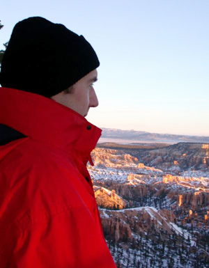 matt mcglynn, Sunrise at Bryce Canyon, December 2002